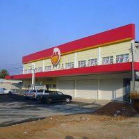 Indústria de concreto pré moldados