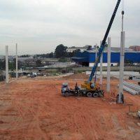 Pilar de concreto pré moldado preço