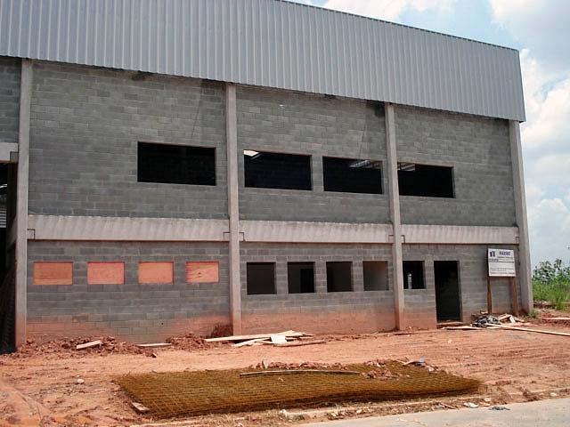 Planejamento de construção de um galpão industrial (1)